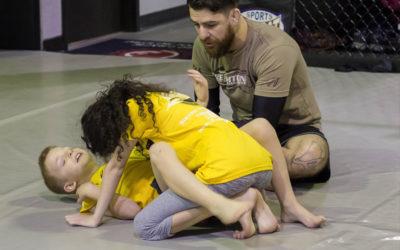 Kids/Teens BJJ & MMA